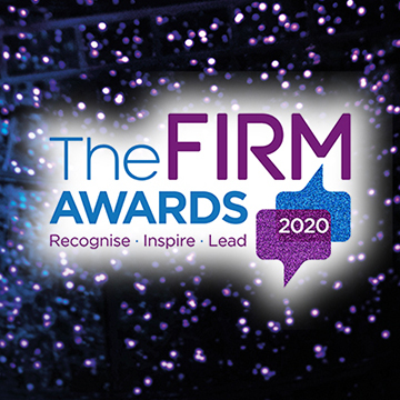 The Virtual FIRM Awards - 4th November 2020!