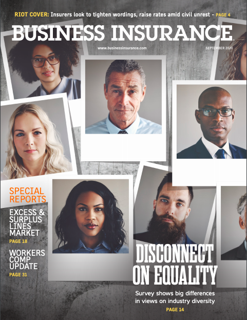 2020 Business Insurance Diversity Issue