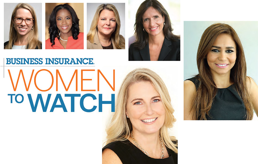 2019 Business Insurance Women to Watch Honoree Announcement