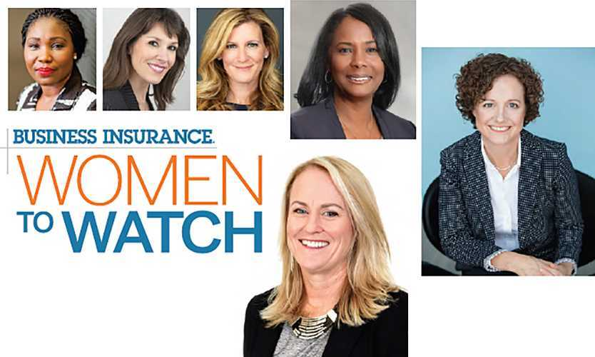 2018 Business Insurance Women to Watch Honoree Announcement
