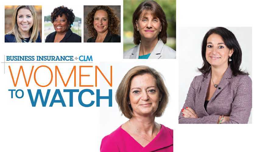 2017 Business Insurance Women to Watch Honoree Announcement