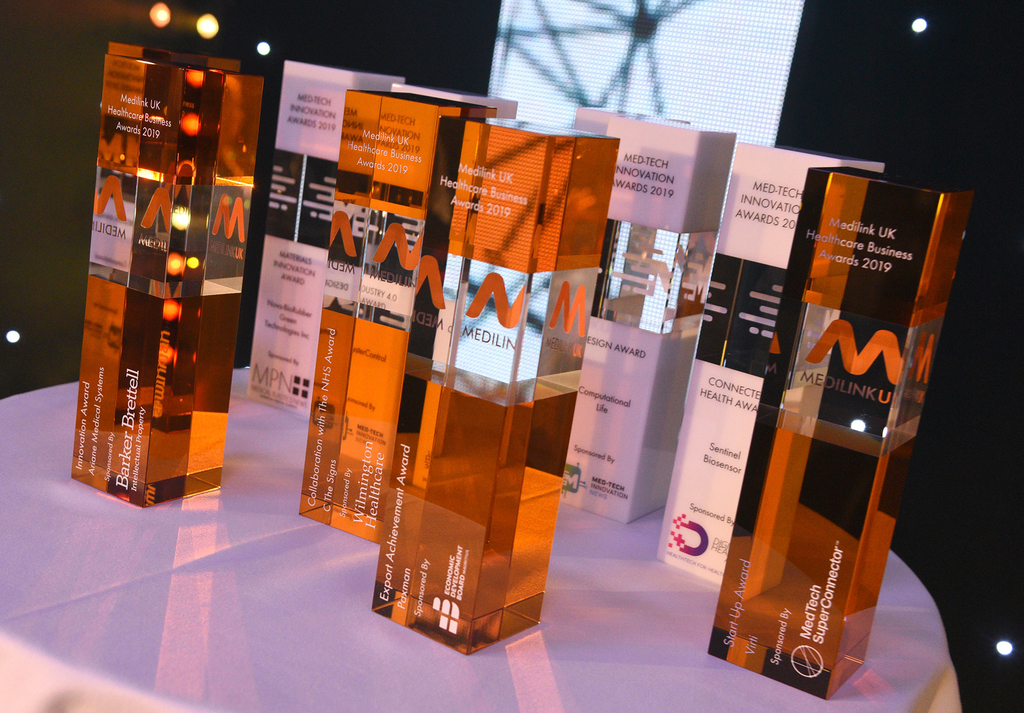 Med-Tech Innovation Awards 2020  Finalists Announced!