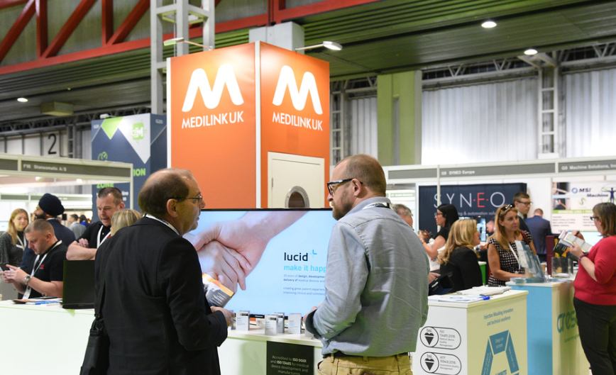 Med-Tech Innovation Expo And Medilink UK Renew Partnership