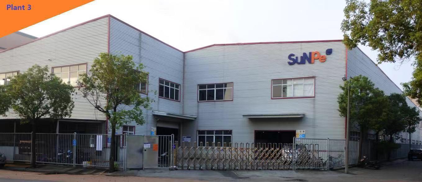 SuNPe Catalog