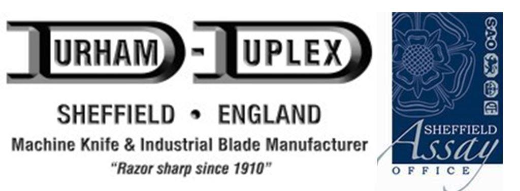 Durham-Duplex Knives / Sheffield Analytical Services