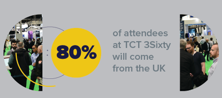 TCT 3Sixty | The Event For 3D Printing & Additive Intelligence