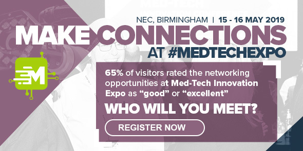 Visitor Registration Is Open for The UK's Leading Medical Design and Manufacturing Event