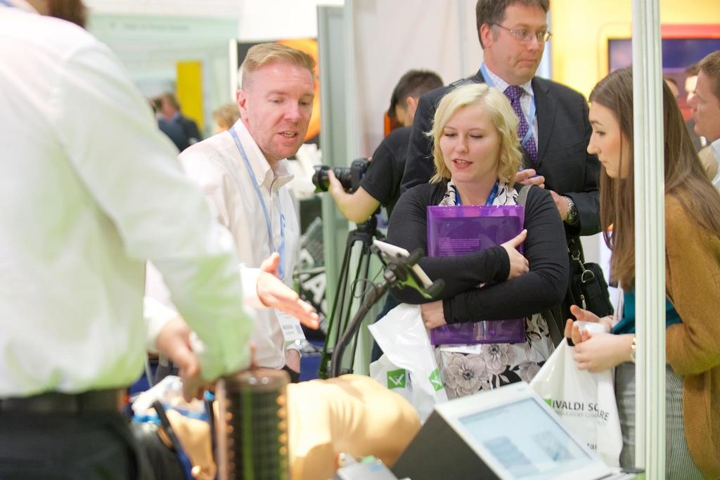 Here's Why Industry Insiders Flock To Med-Tech Innovation Expo Every Year