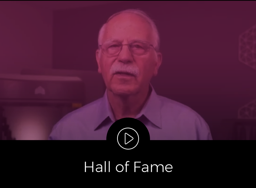 Homepage Hall of Fame