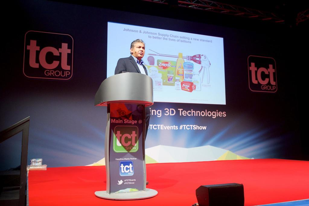 Speak amongst industry pioneers at the TCT Conference