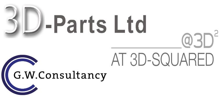 3D-Parts LTD - G.W.Consultancy - AT 3D-Squared Ltd
