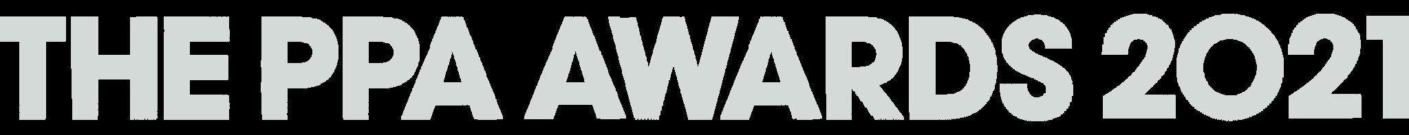 The PPA Awards 2021