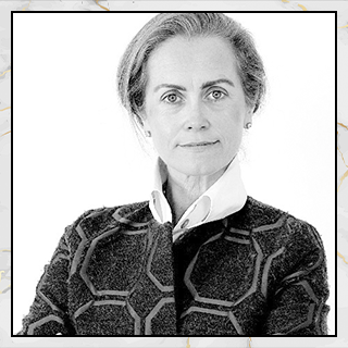 Sabine Vandenbroucke // Chief Operating Officer