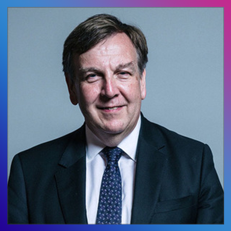 The Rt Hon John Whittingdale OBE MP // Department for Digital, Culture, Media and Sport