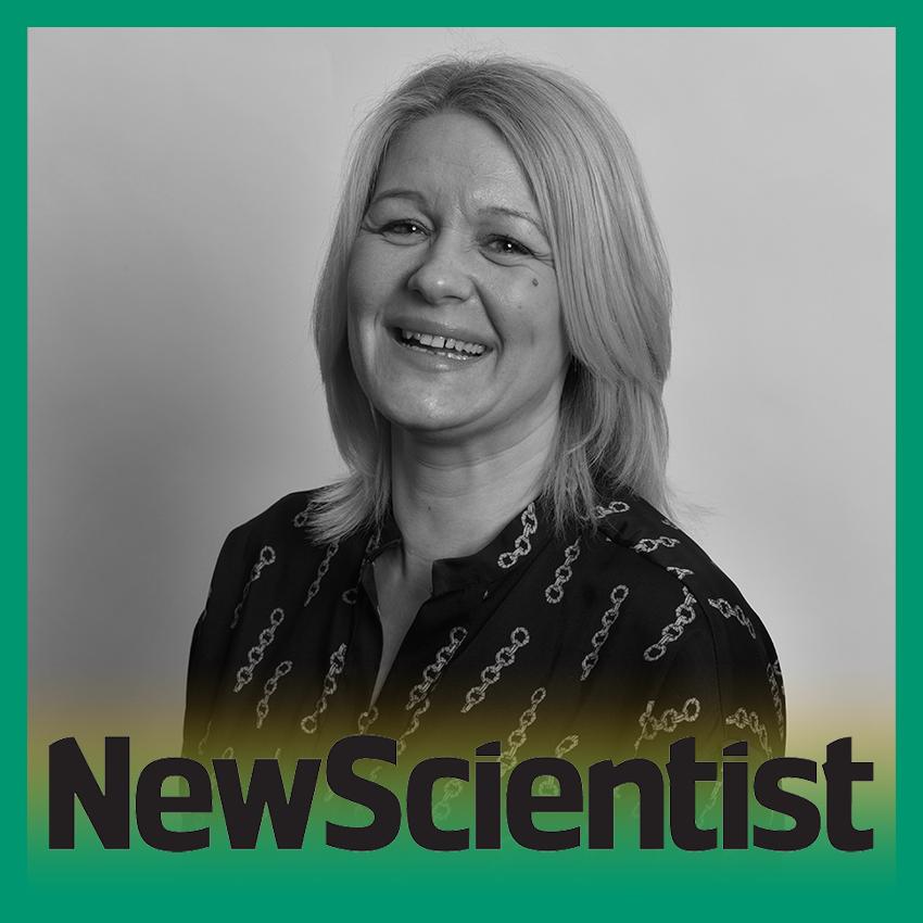 Jo Adams // New Scientist