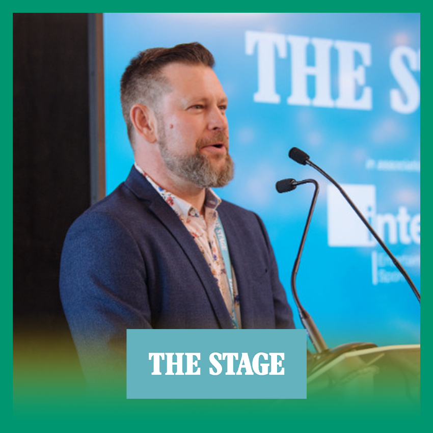 Simon Hassell // The Stage Media Company