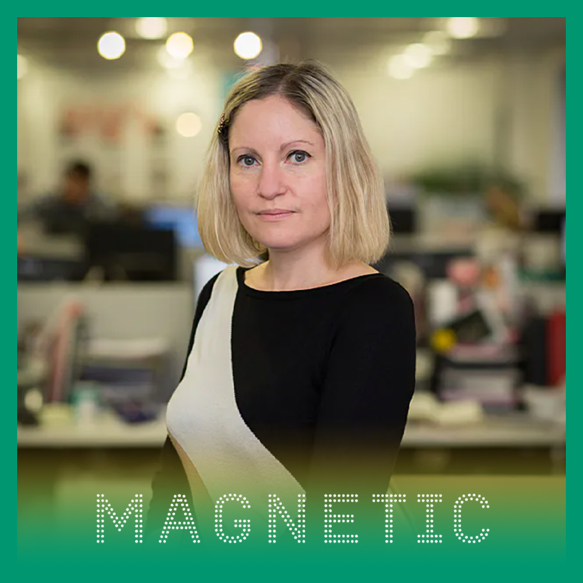 Anna Sampson // Magnetic