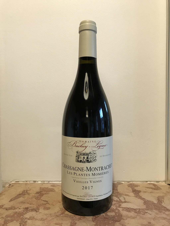 Chassagne Montrachet rouge 'Les Plantes Momières' Vieilles Vignes