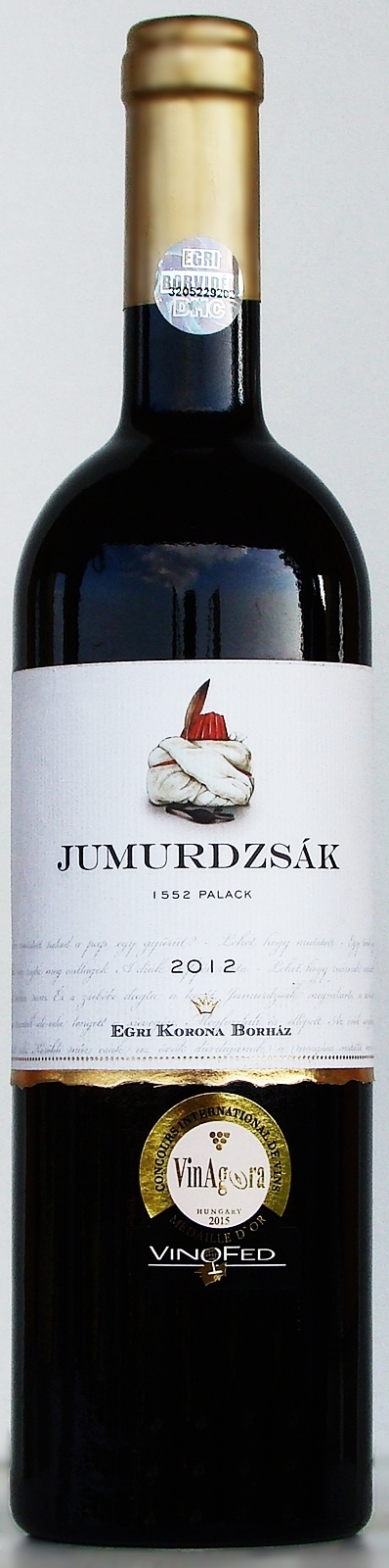 Syrah Jumurdzsak Grand Selection