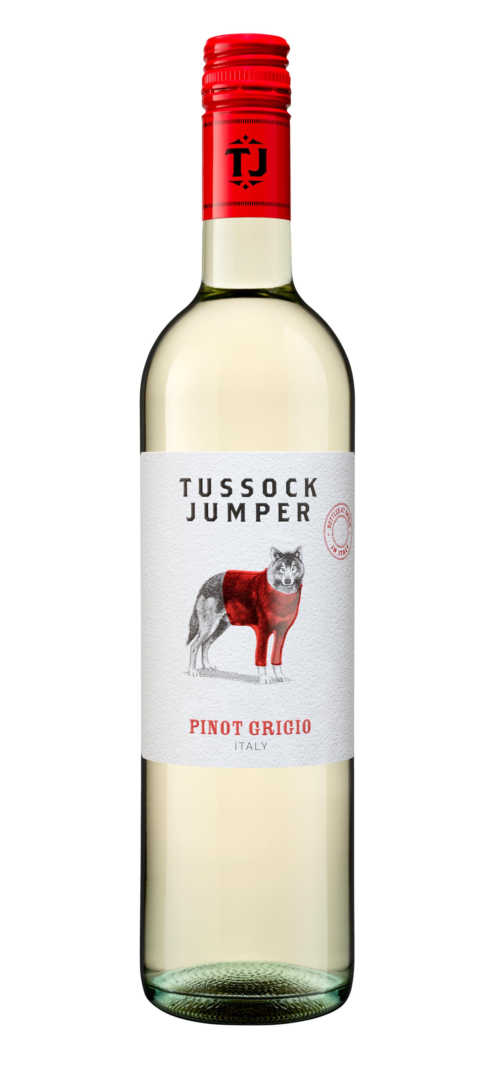 Tussock Jumper Pinot Grigio
