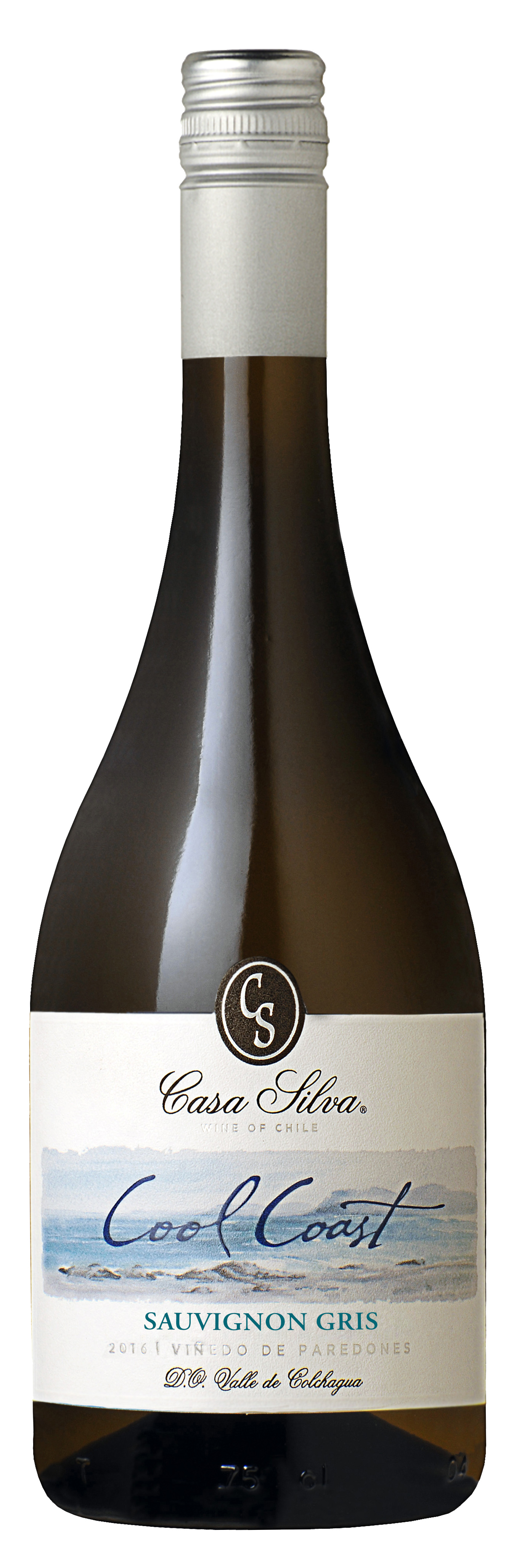Cool Coast Sauvignon Gris, Paredones Estate