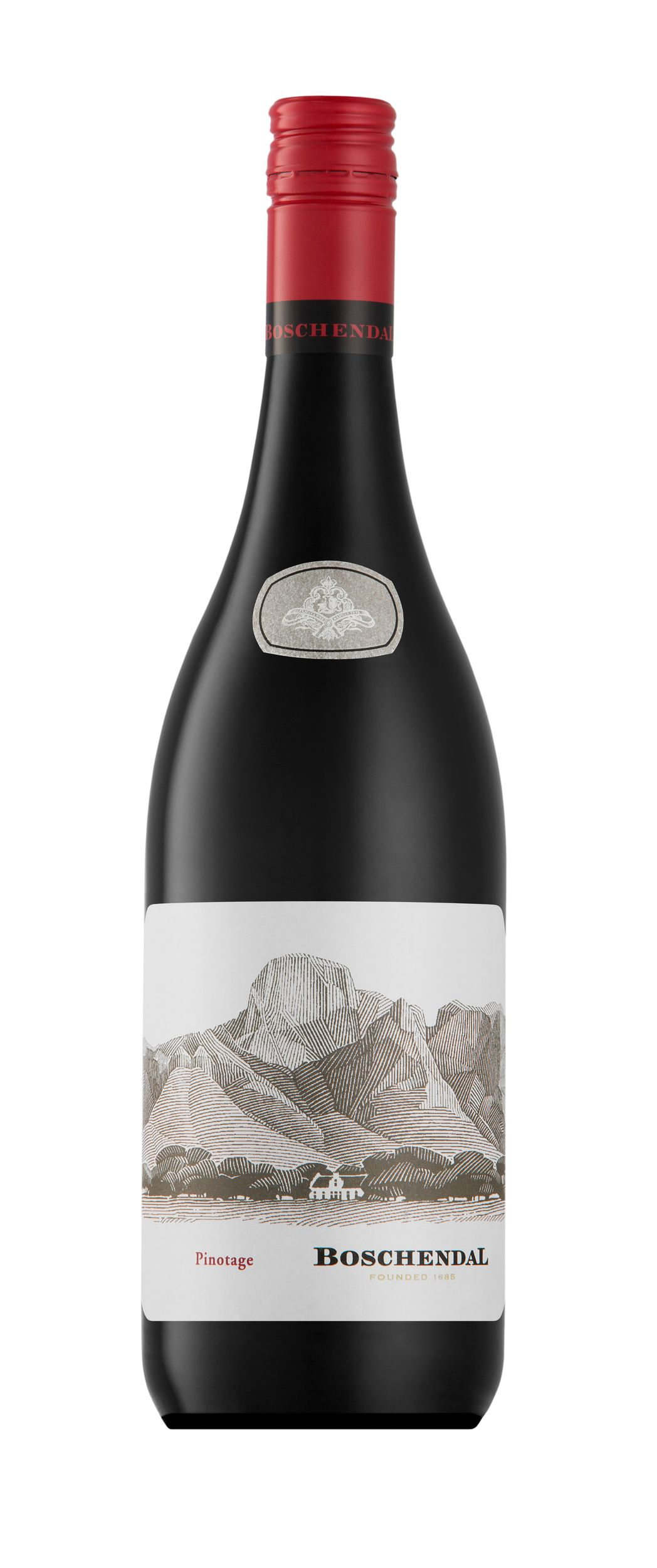 Boschendal Sommelier Selection Pinotage 2016