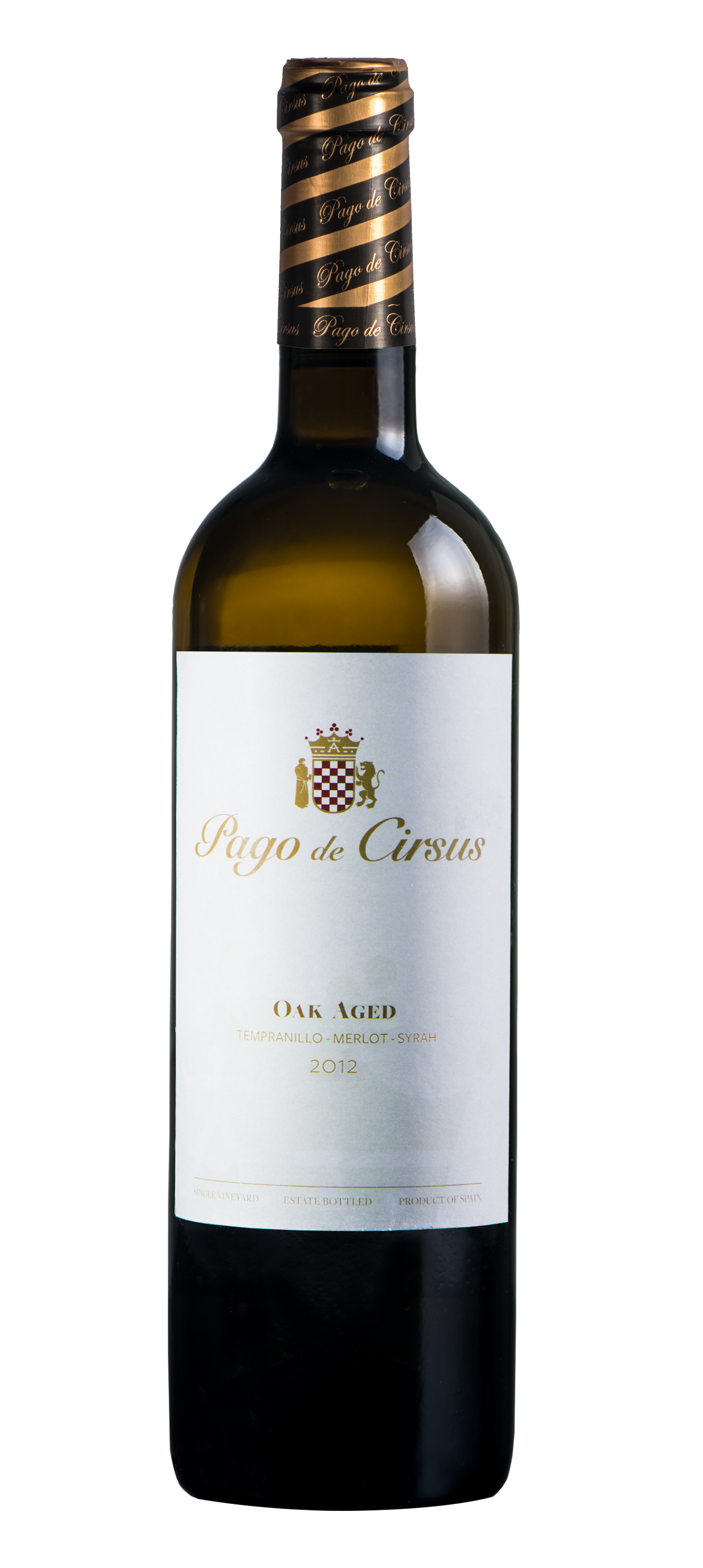 Pago de Cirsus Oak Aged DO Navarra