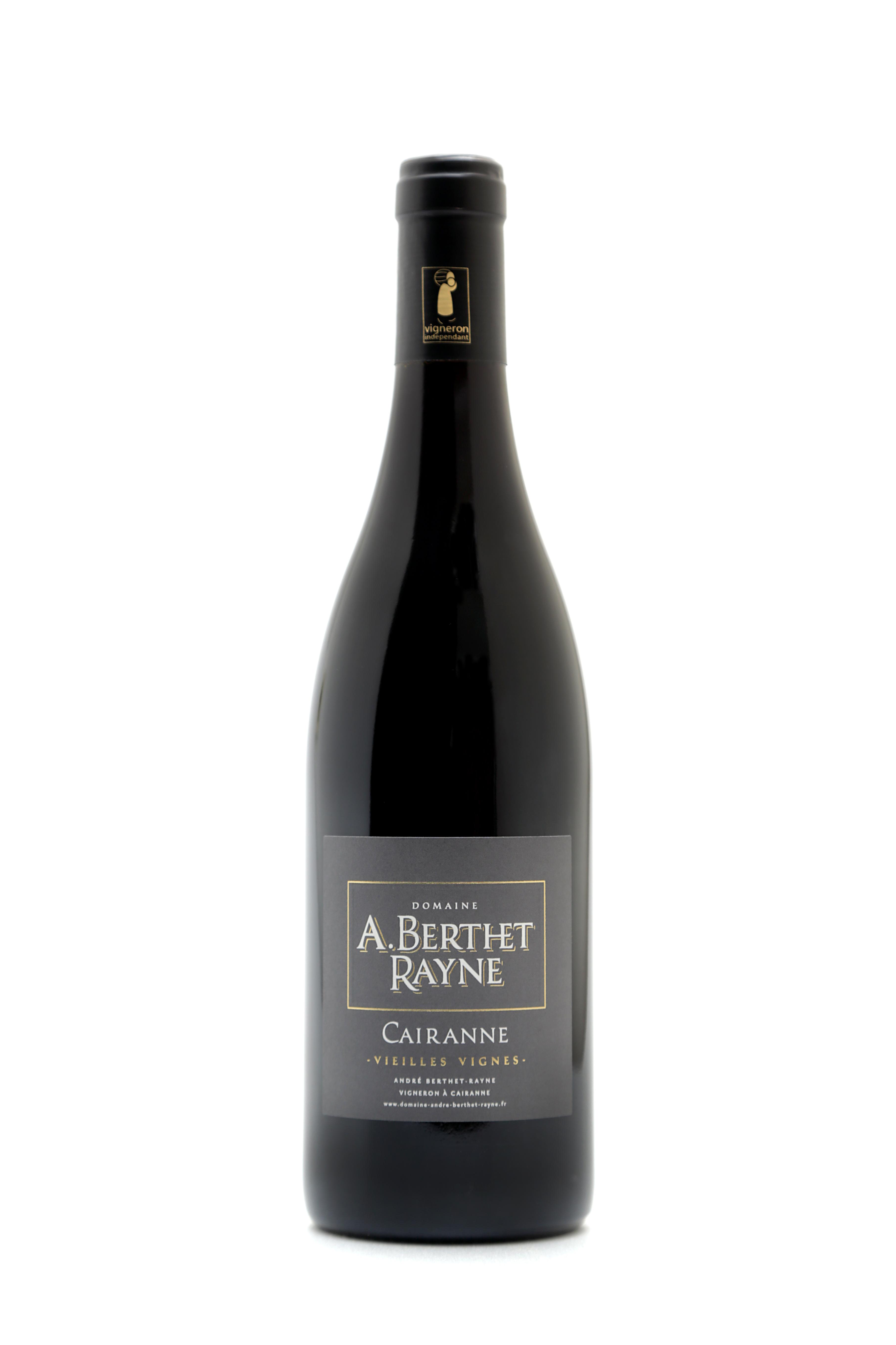 Cairanne AOC Vielles Vignes