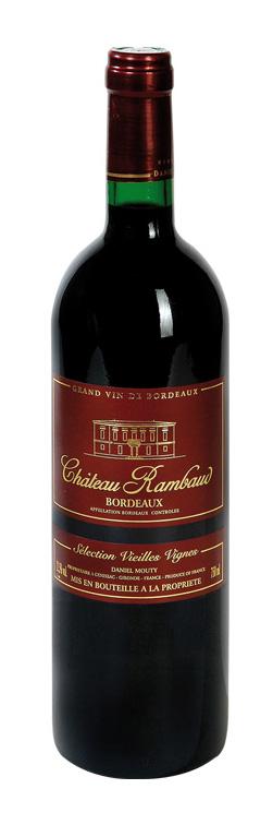 Bordeaux Vieilles Vignes