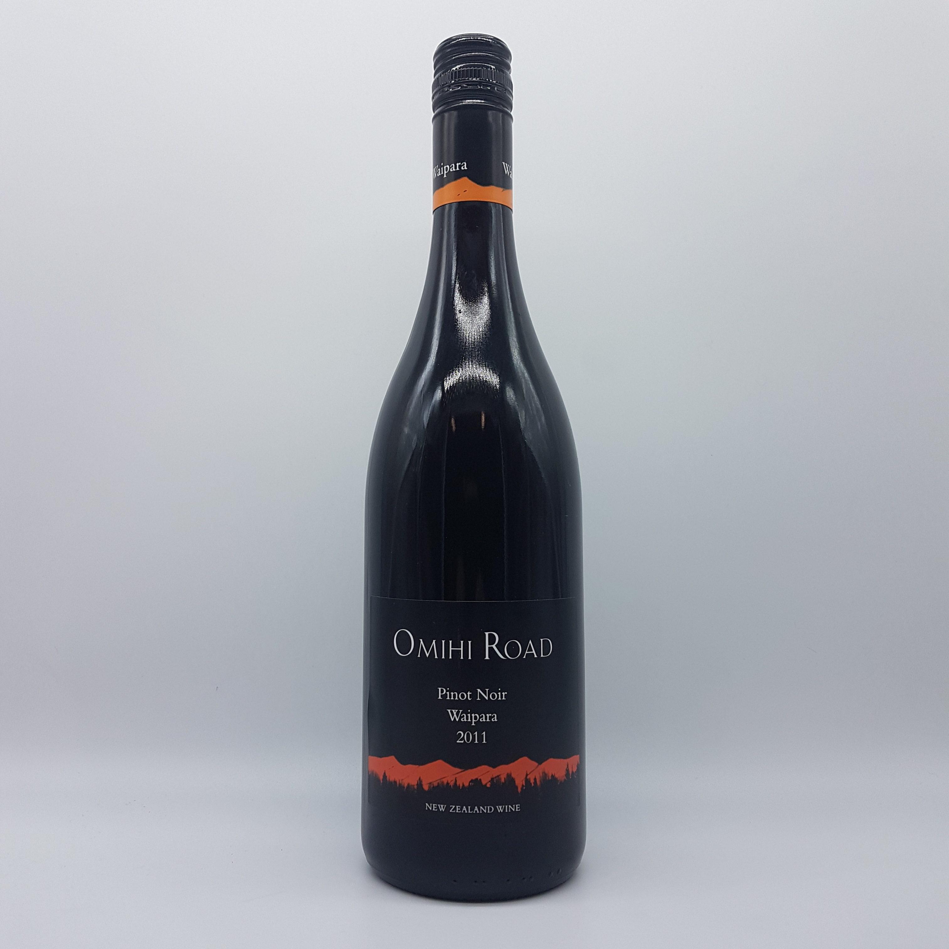 Omihi Road Waipara Pinot Noir