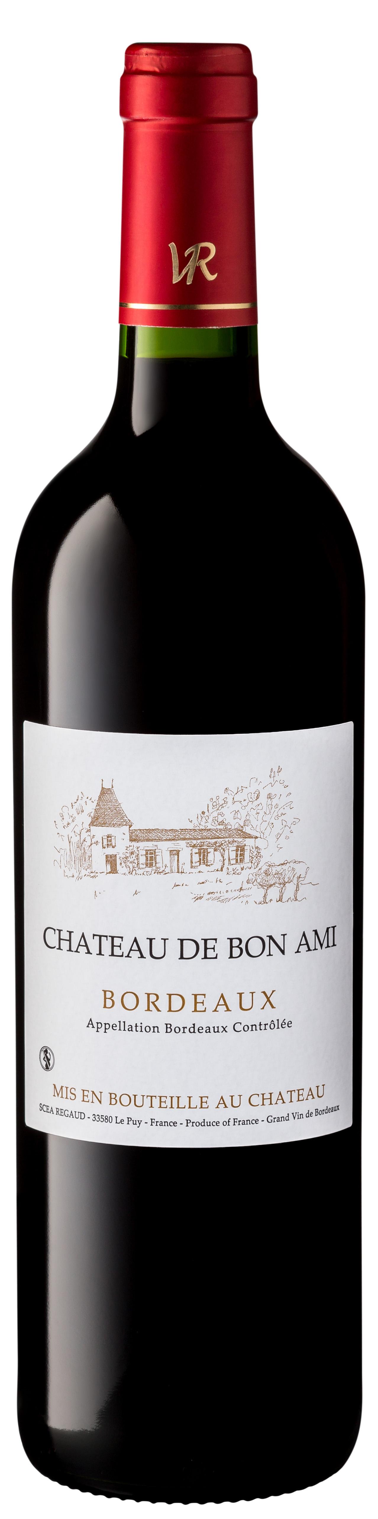 Chateau de Bon Ami, Bordeaux A.C, C.B.