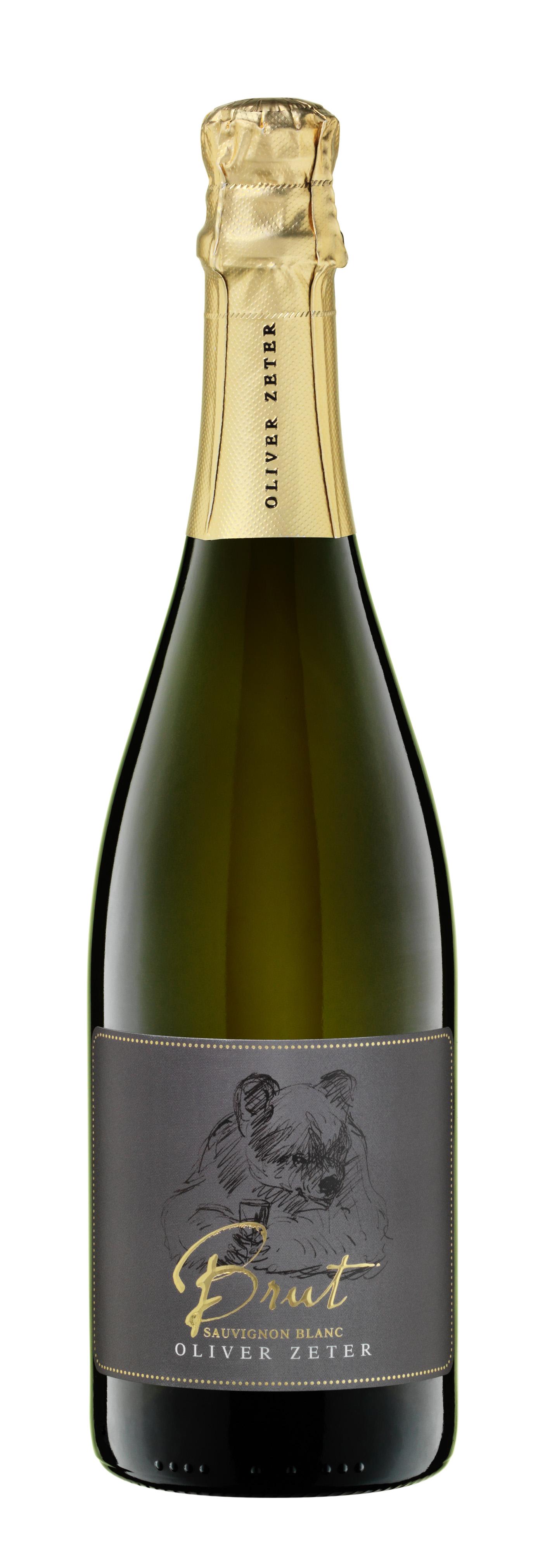 Oliver Zeter Sauvignon Blanc Brut
