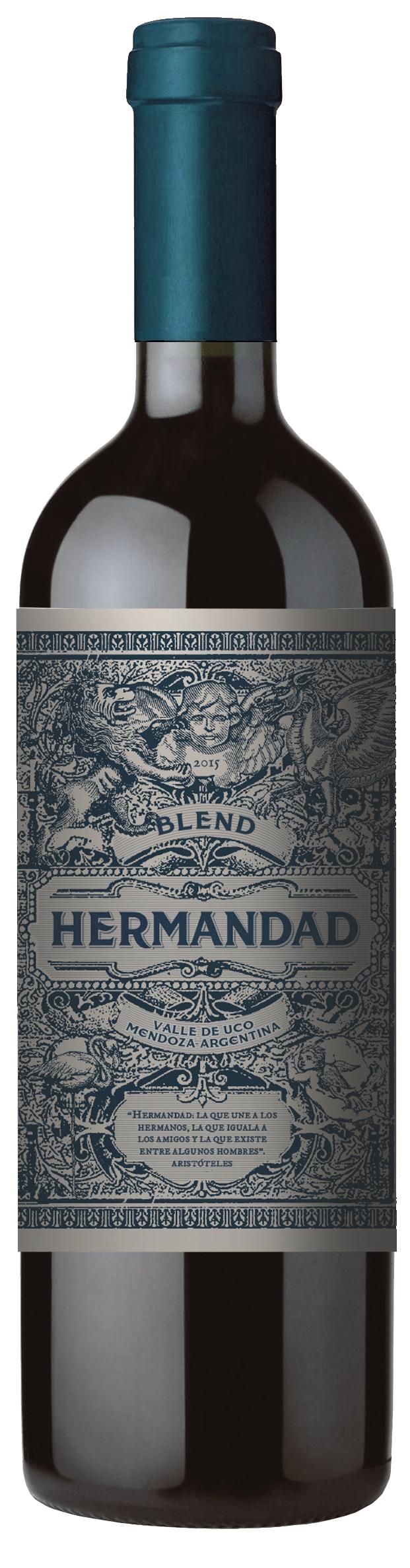 Hermandad Blend (Malbec, Cab Sav, Merlot & Petit Verdot)