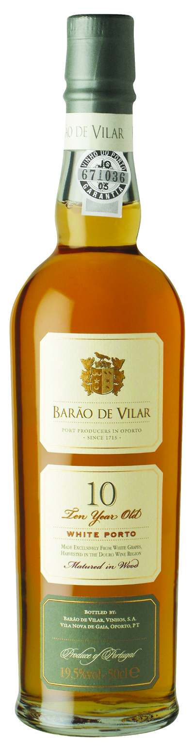 Barao Vilar 10 year White Port
