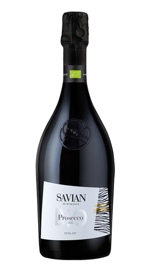 Savian Prosecco Spumante BIO DOC Extra Dry