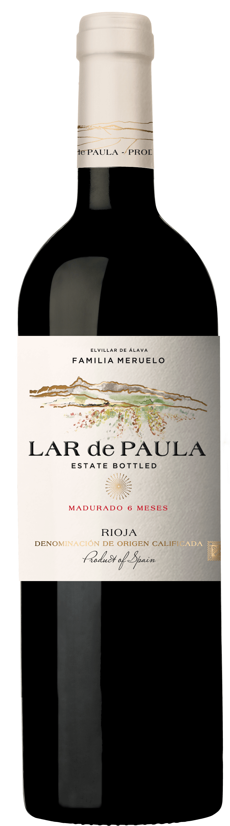 Lar de Paula Oak Aged DOCa Rioja (Alavesa)