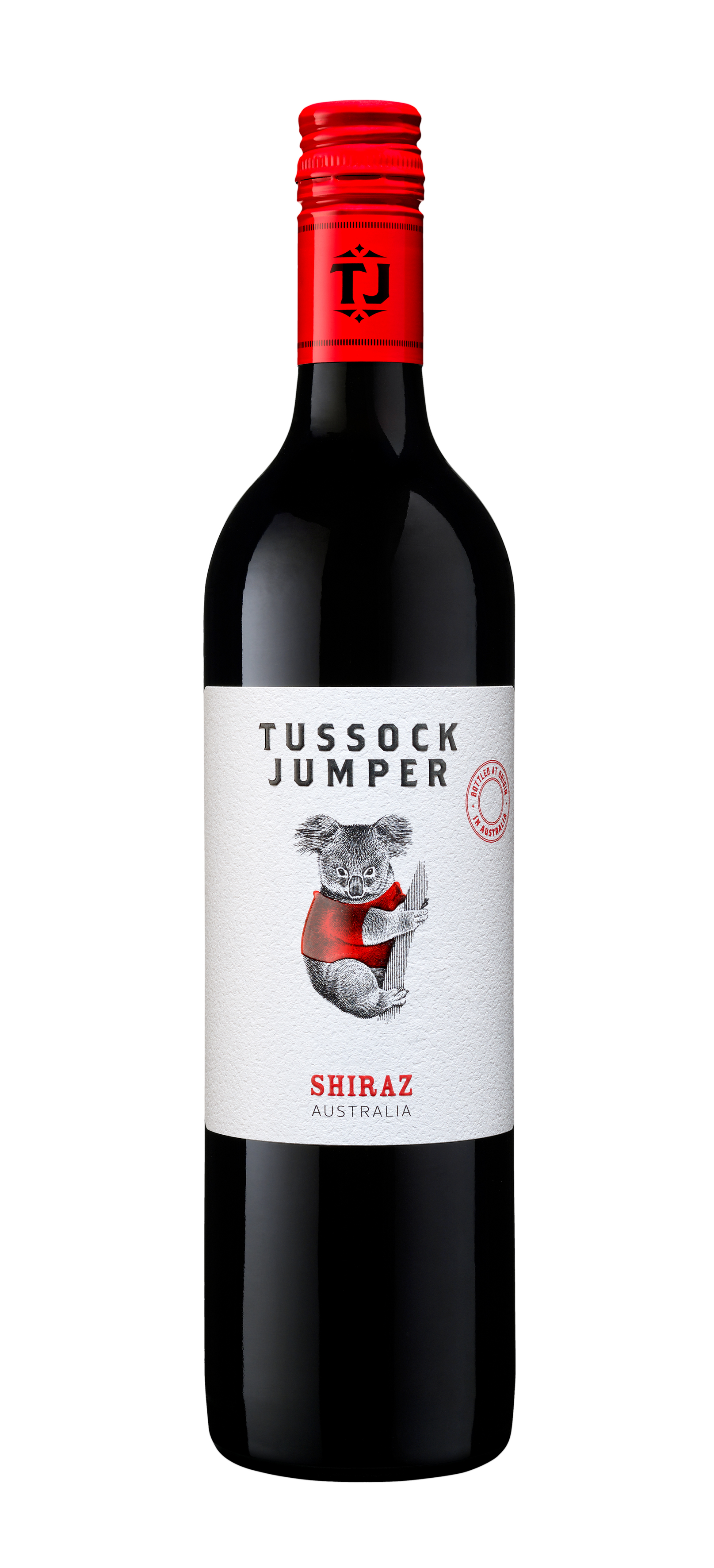 Tussock Jumper Shiraz