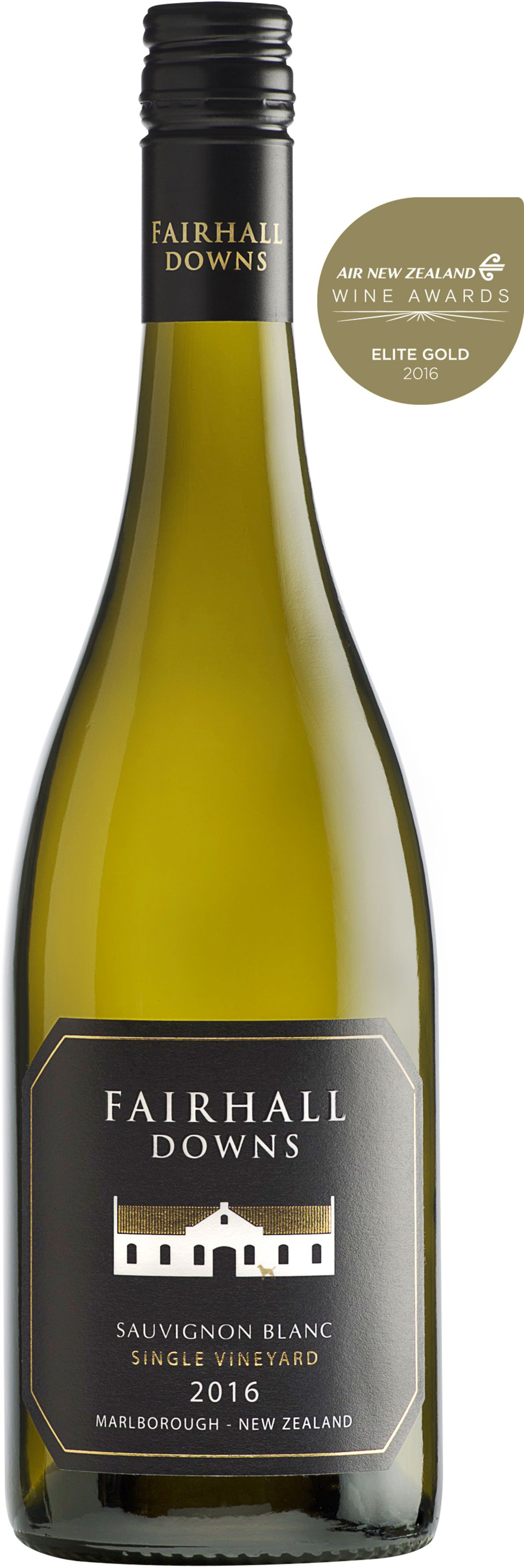 Fairhall Downs Single Vienyard Sauvignon Blanc, Marlborough 2016, New Zealand