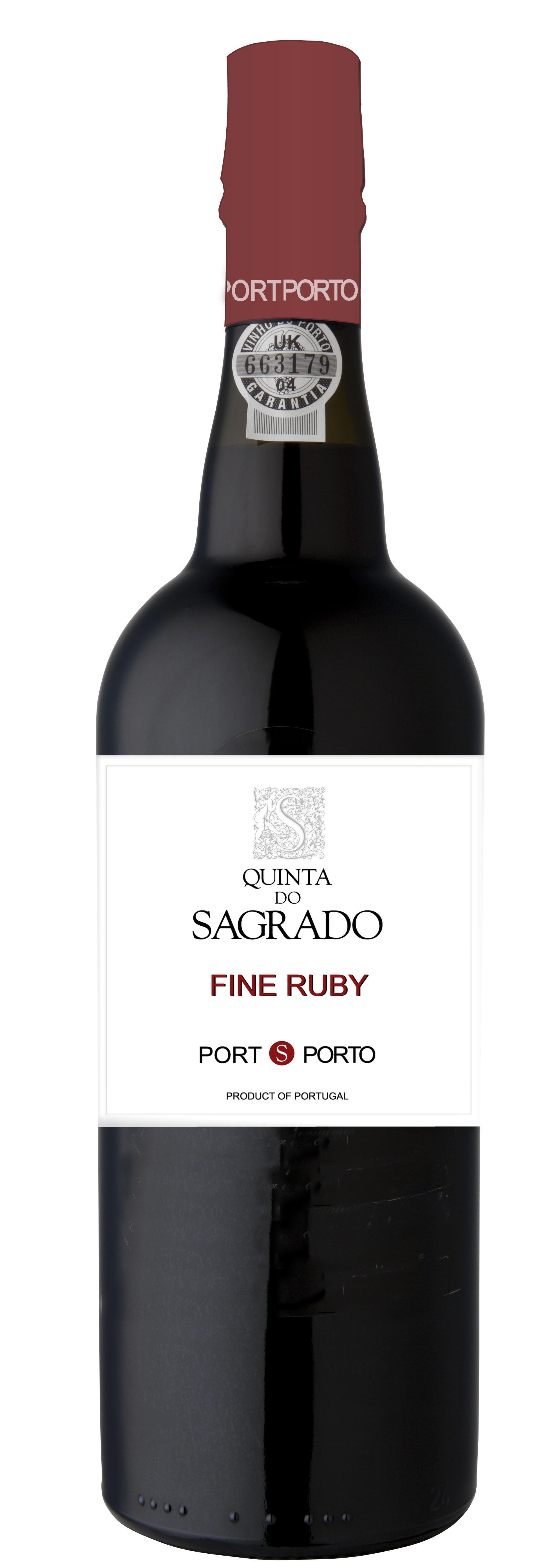 Quinta do Sagrado Fine Ruby