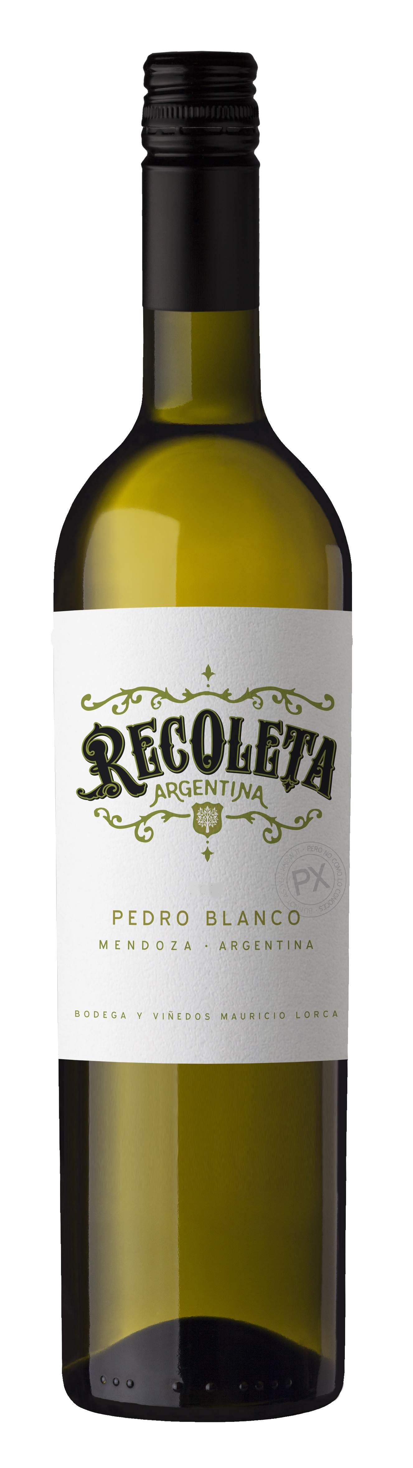 Recoleta Pedro Blanco (PX)