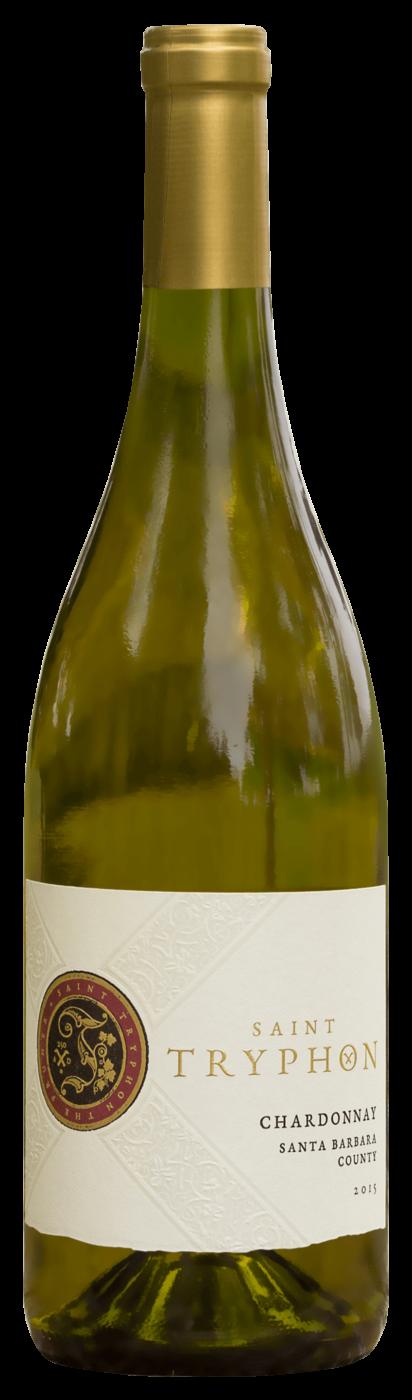 'St Tryphon' Chardonnay, Santa Barbara California
