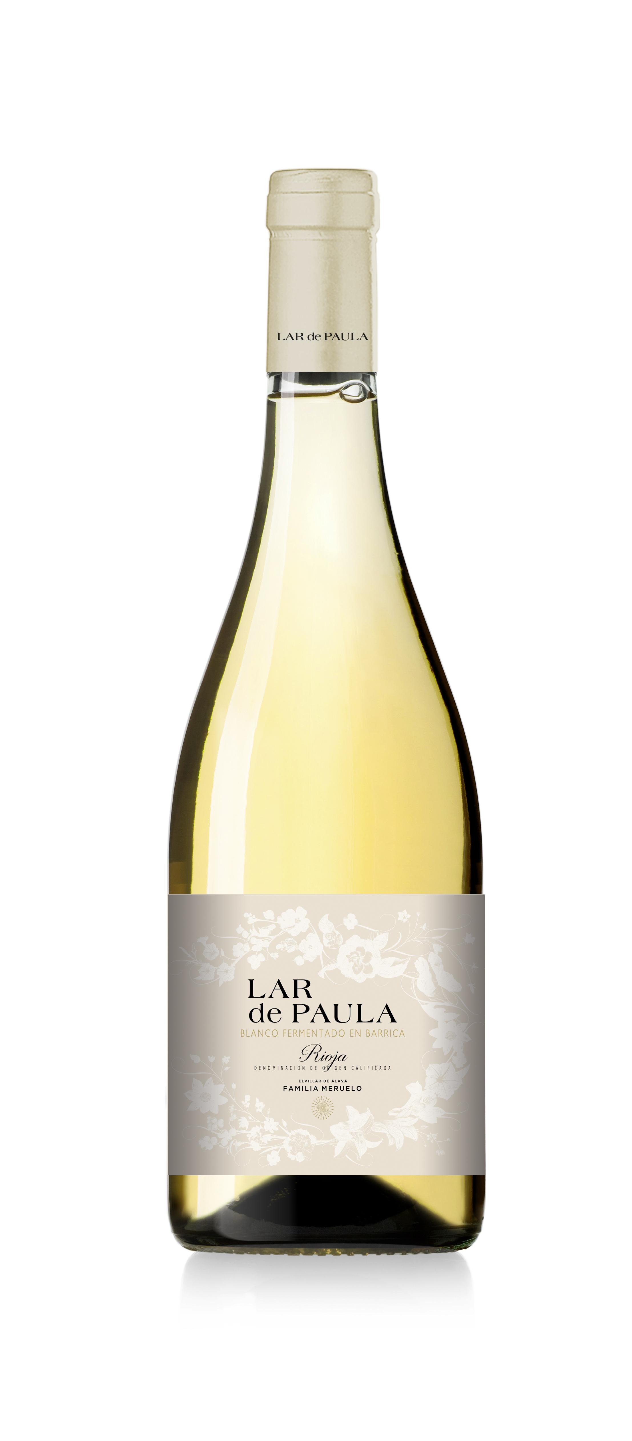 Lar de Paula Barrel Fermented DOCa Rioja (Alavesa)