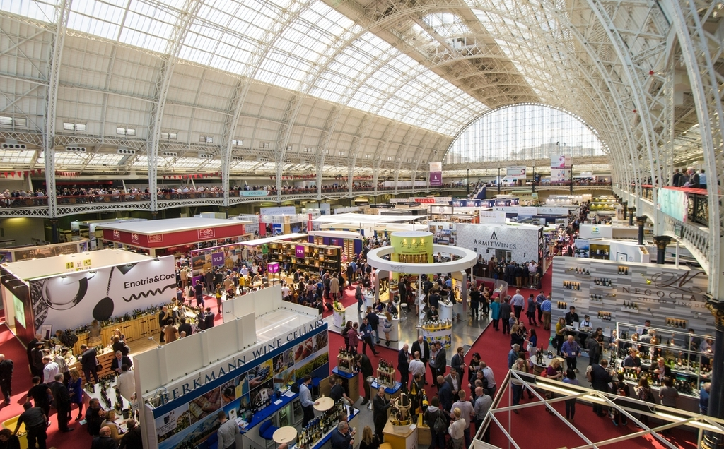 Wine Stars returns to London Wine Fair for 2019