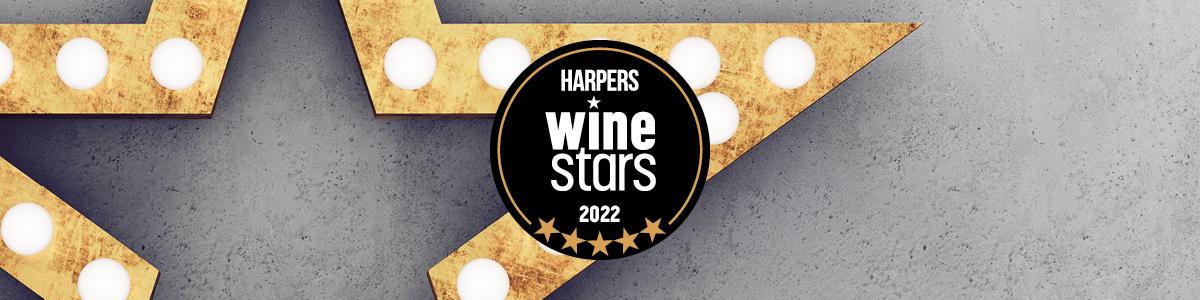 Harpers Wine Stars Header
