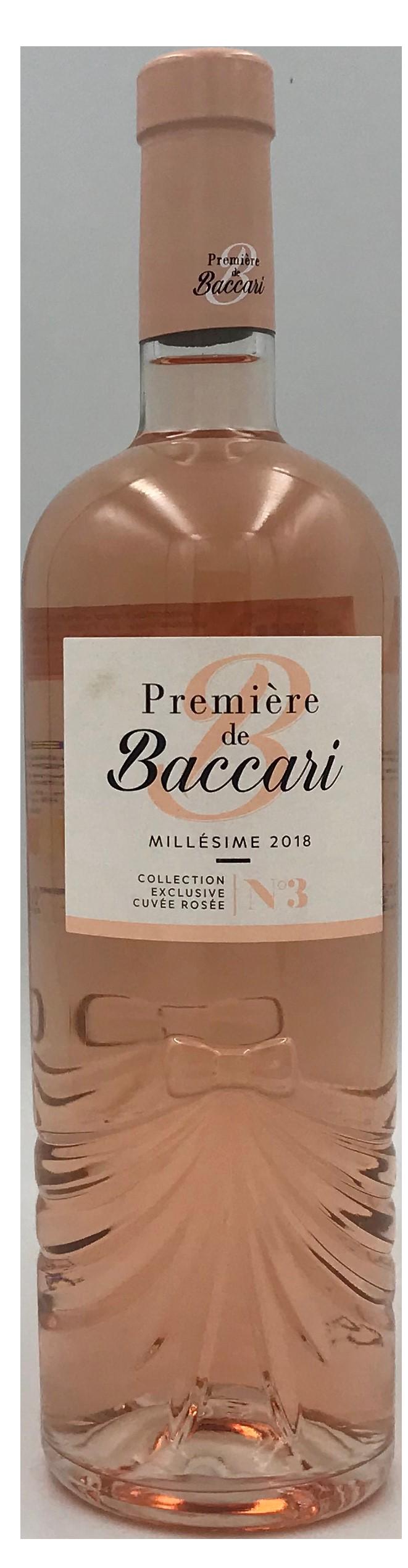 Première de Baccari No. 3 (Cinsault, Grenache, Syrah)