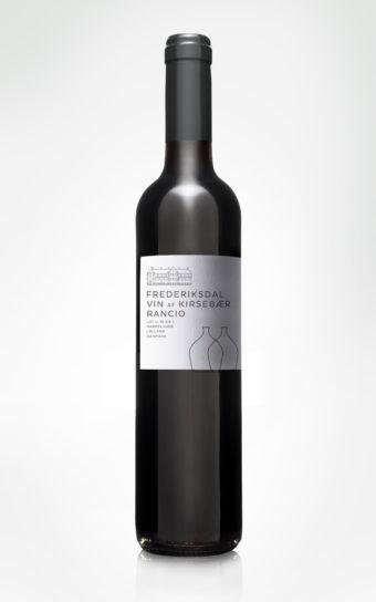 Vin af Kirsbær 'Rancio' (Stevns) - 50cl