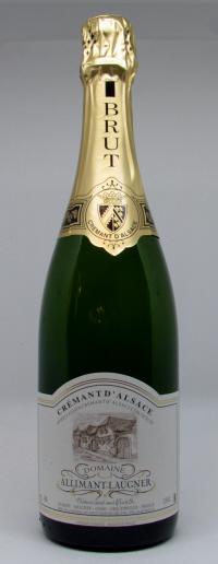 Domaine Allimant-Laugner Crémant Brut