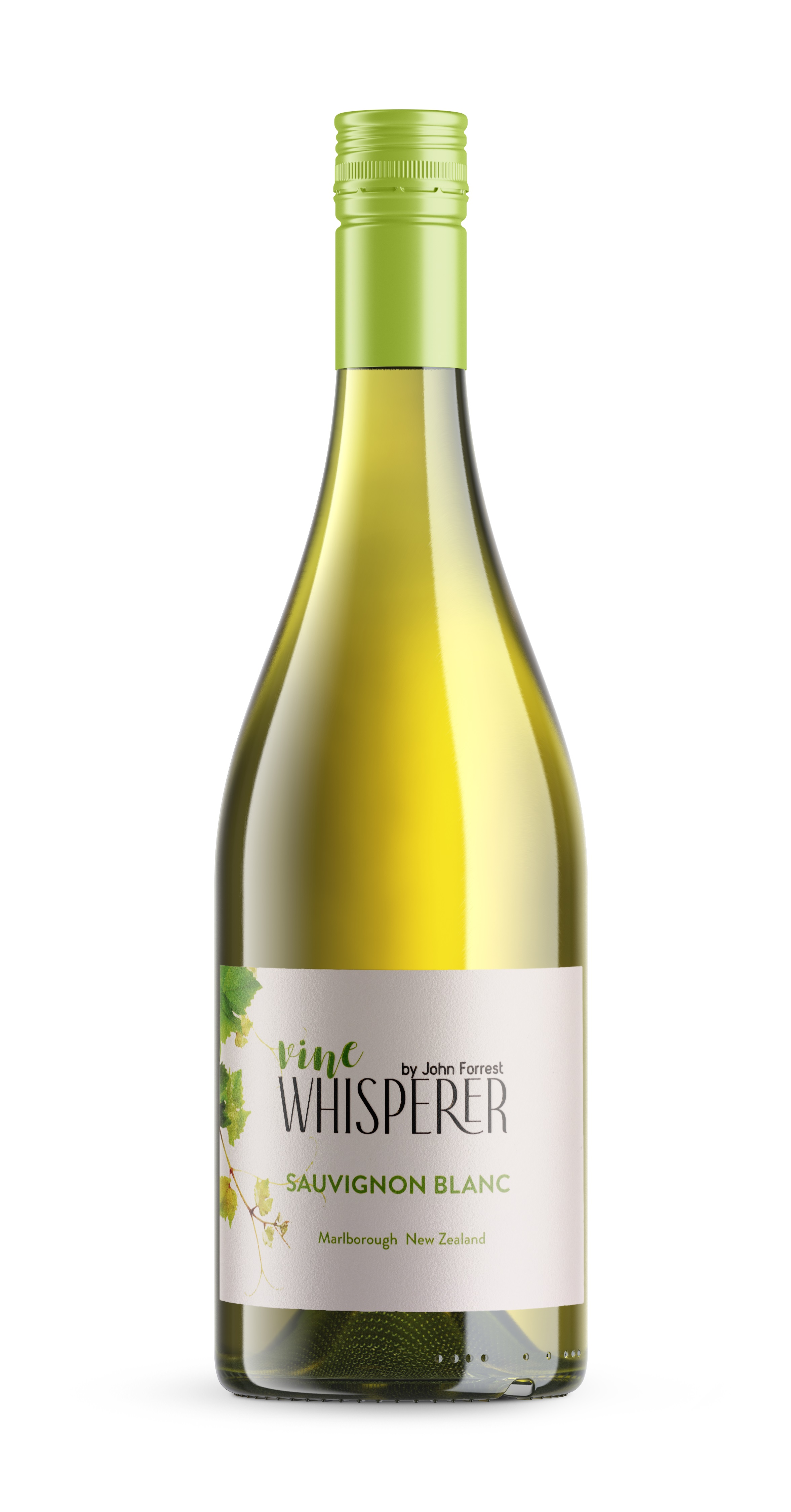 Vine Whisperer Sauvignon Blanc (lower alcohol - 9.5%)