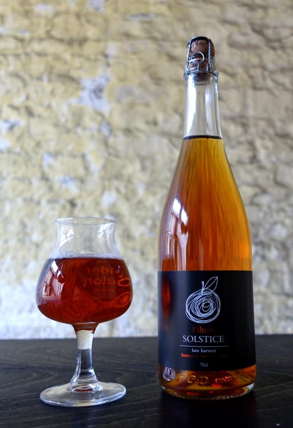Solstice Keeved Cider