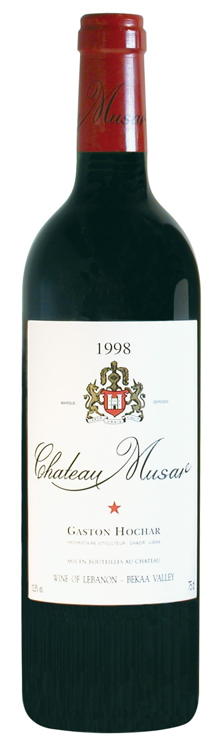 Chateau Musar Red